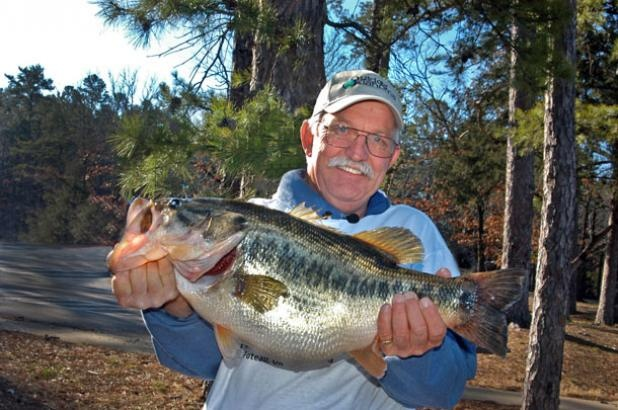 Trophy Bass – Oklahoma Record